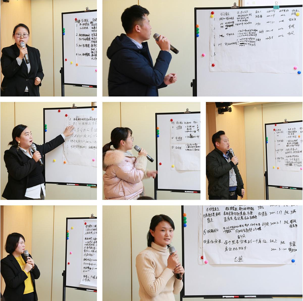 上海协格新万博全站app下载工程有限公司第二届读书会